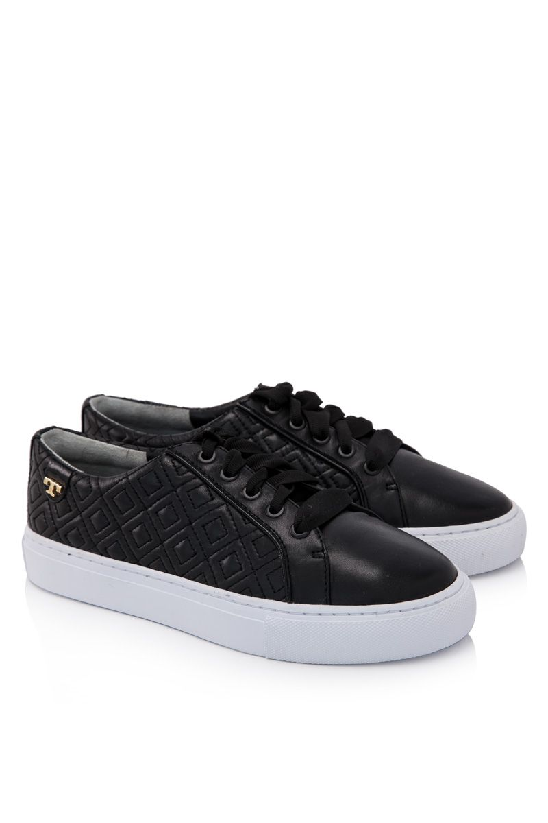 8171455566be TORY BURCH Marion Quilted Lace Up Sneakers