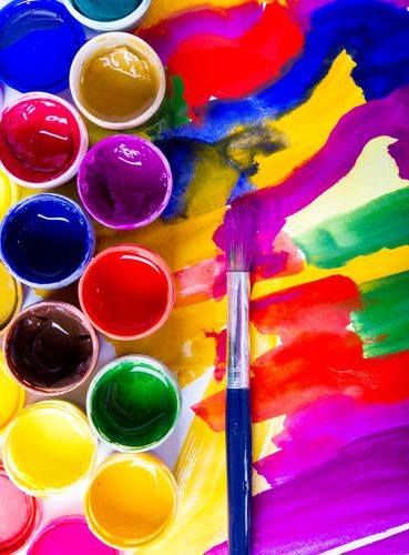 Let Go Let Your Imagination Run Wild Color Outside The Lines Meditating Meditation Getinthezone Happy Colors Rainbow Colors Rainbow Painting
