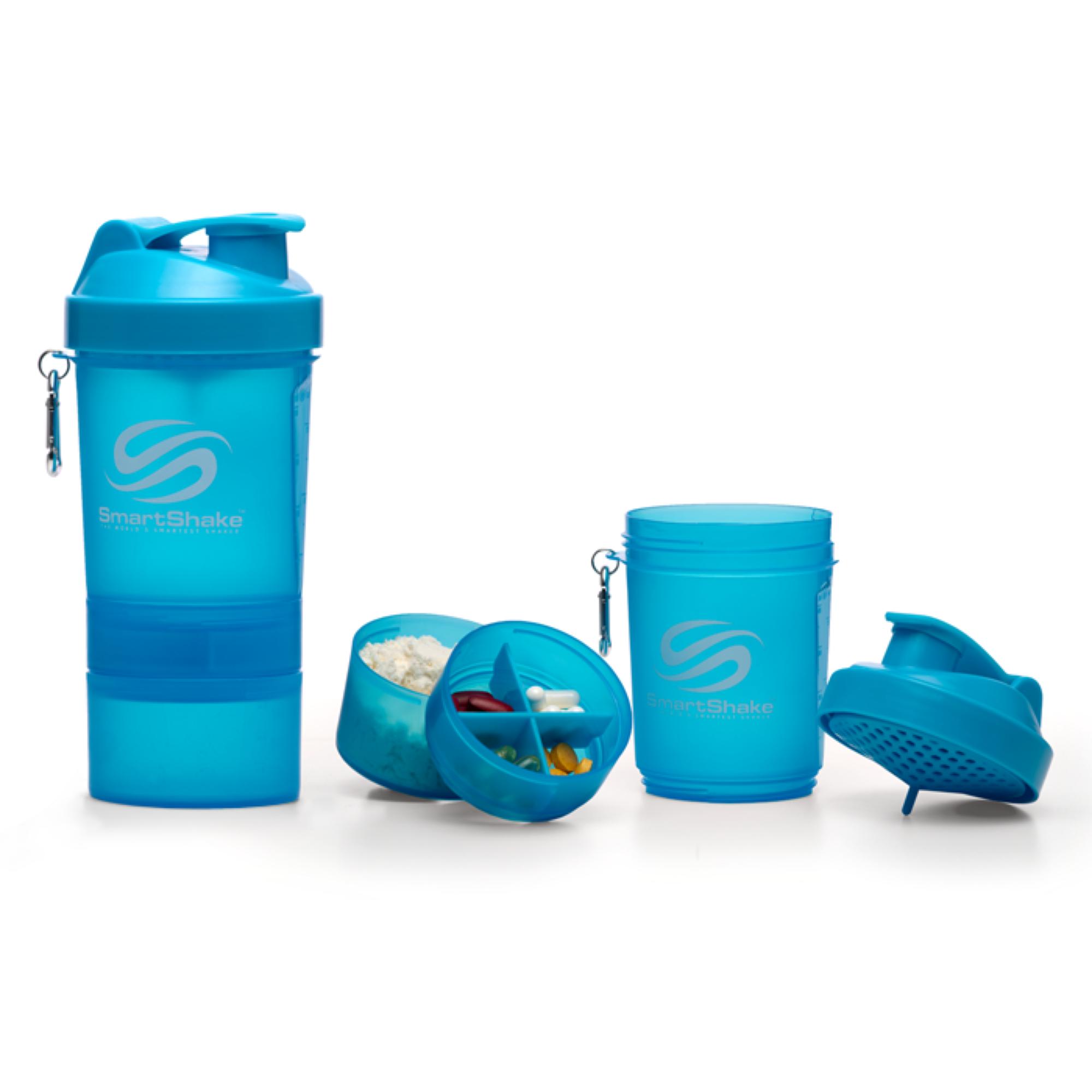 SmartShake Neon Series 600ml | Neon and Sports nutrition