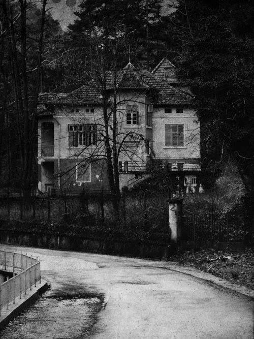 Derelict Old Mansion