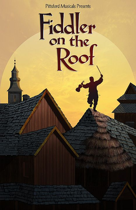 Fiddler On The Roof 1971 In Prerevolutionary Russia A