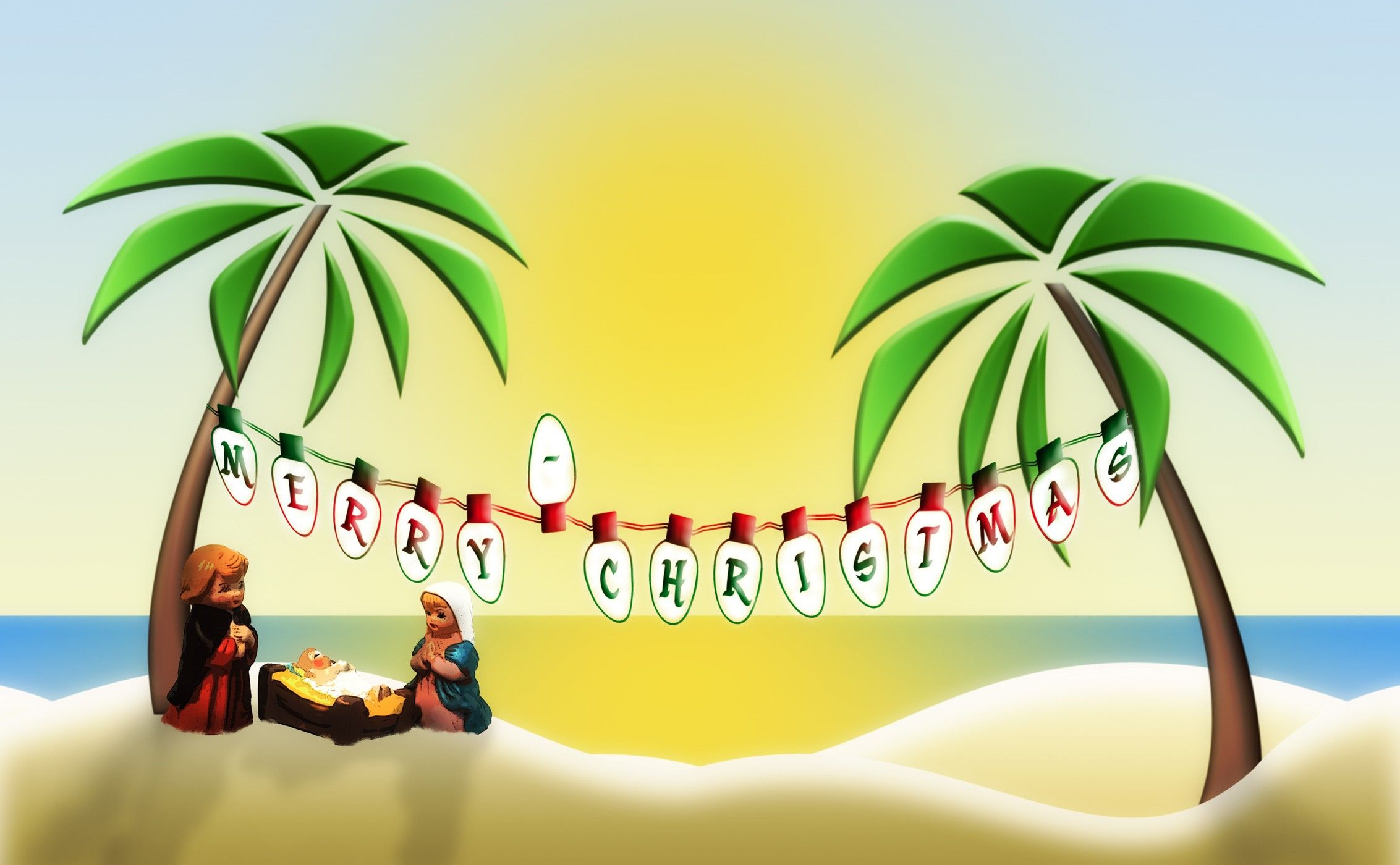 Tropical Christmas Startpage Picture Search Hawaiian Christmas