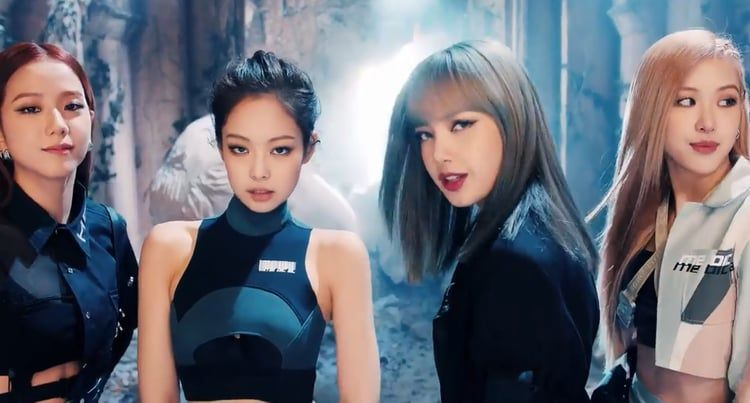 Blackpink Kill This Love M V Blackpink Jennie Jennie Blackpink