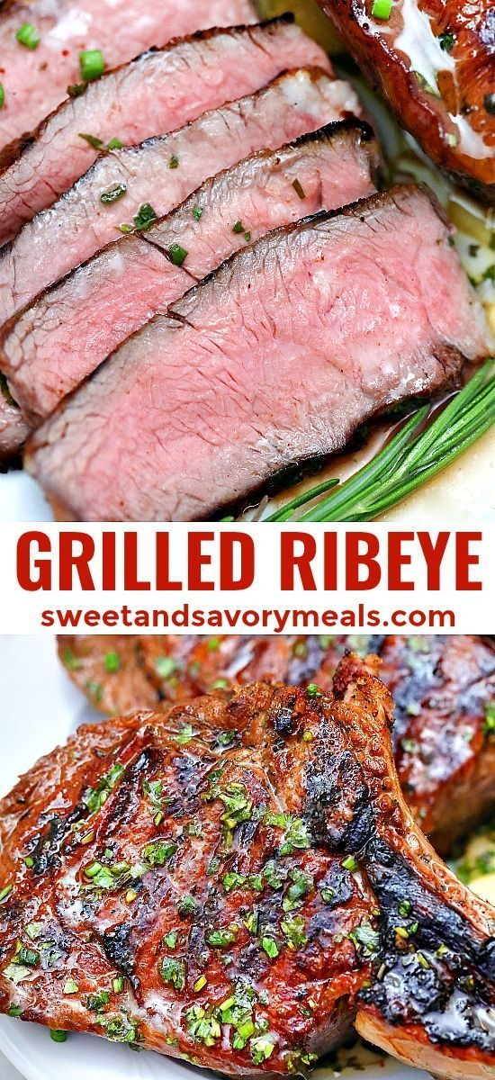 Grilled Steak and Marinade - Sweet and Savory Meals #grilledsteakmarinades