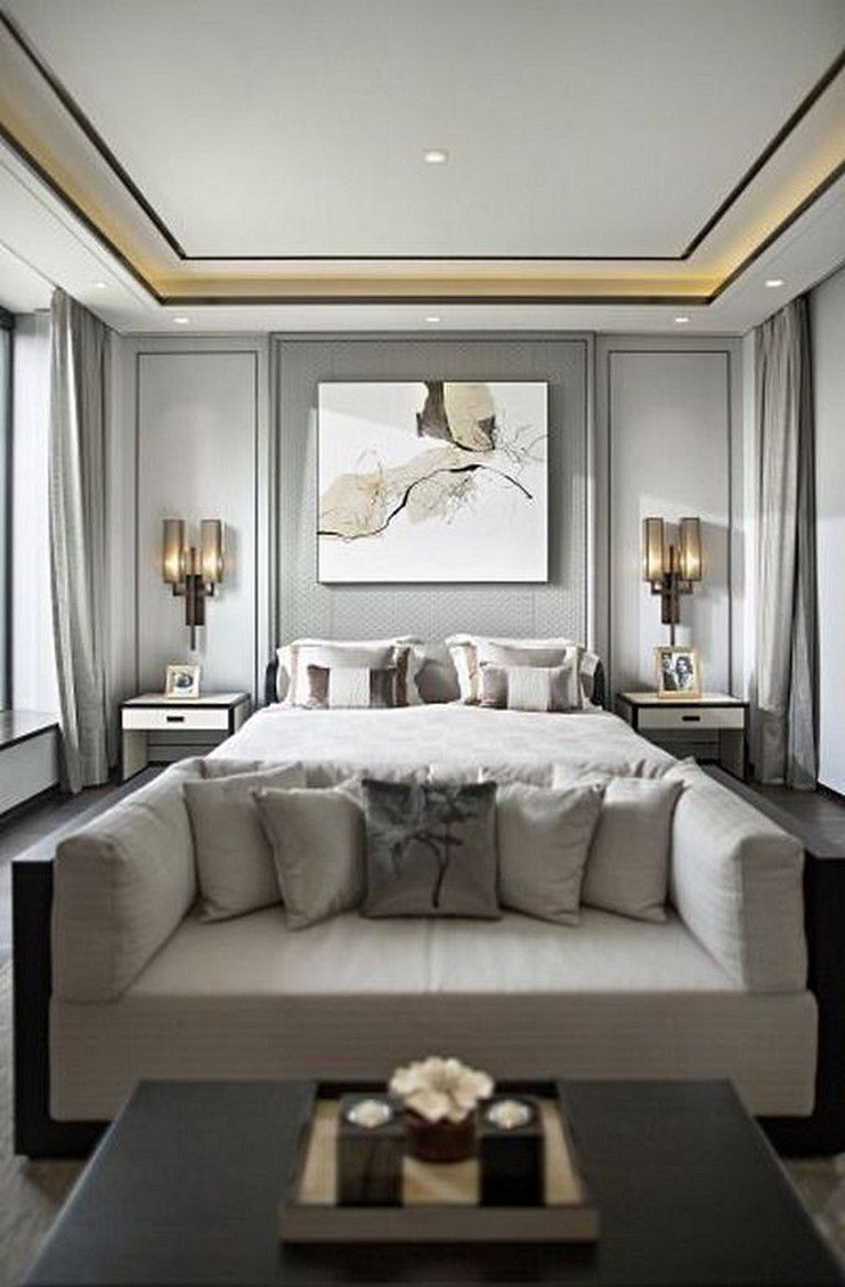 31 Cozy Contemporary Classic Decorating Ideas For Your Bedroom