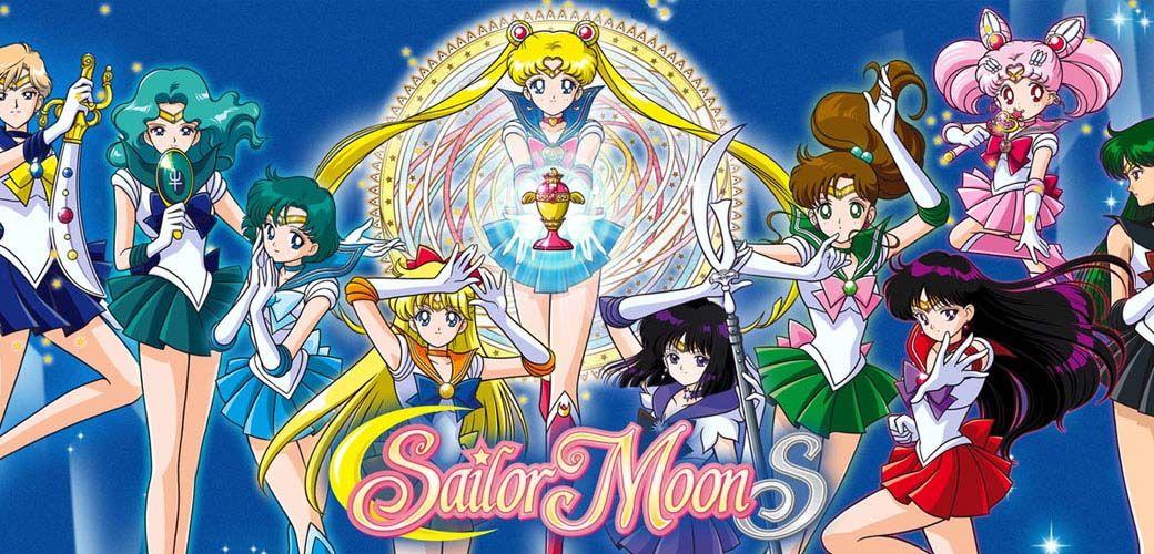 Sailor Moon Temporada 3 Latino Online Capítulo 5 on