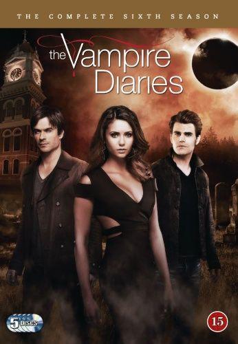 The Vampire Diaries Saeson 6 5 Disc The Vampire Diaries