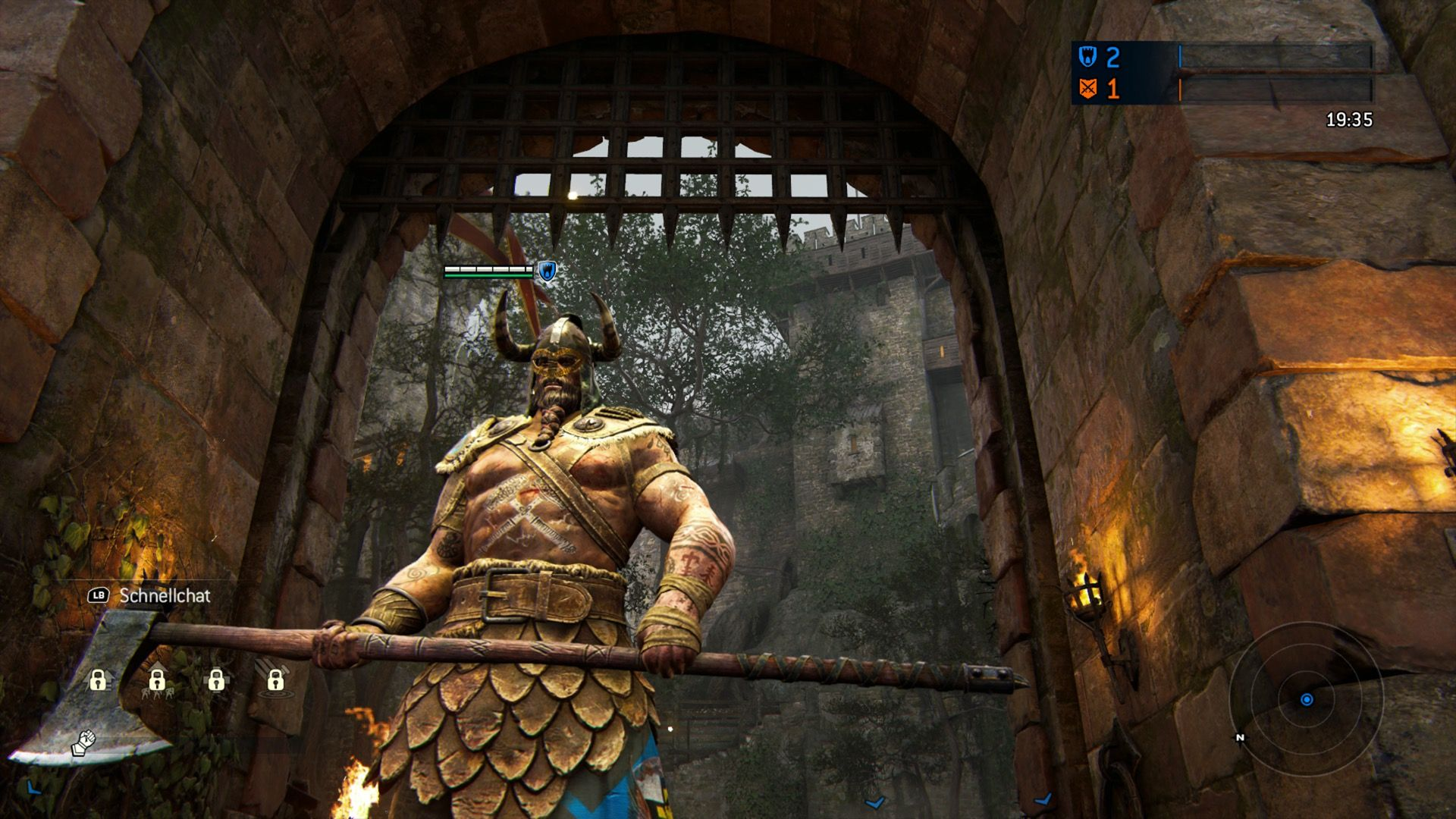 For Honor Raider forhonor vikings xbox ps4 pc