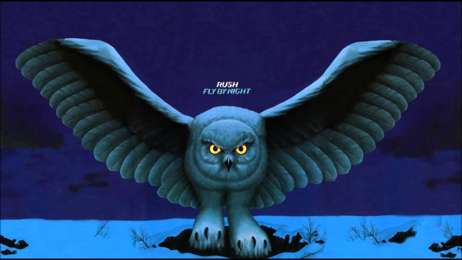 Rush Fly By Night Full Album HD HQ 1080p