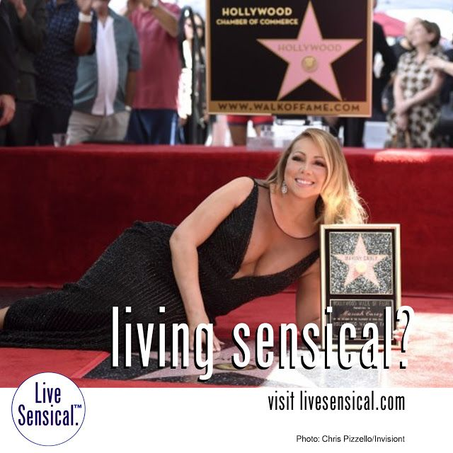 Mariah Carey - Empire - Hollywood Walk of Fame - Guest Appearance - Living Sensical?