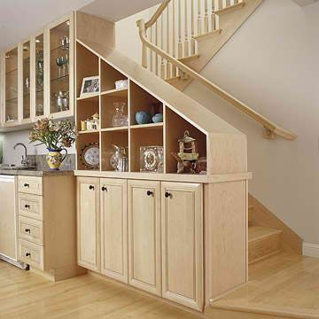 Lovely Storage for Basement
