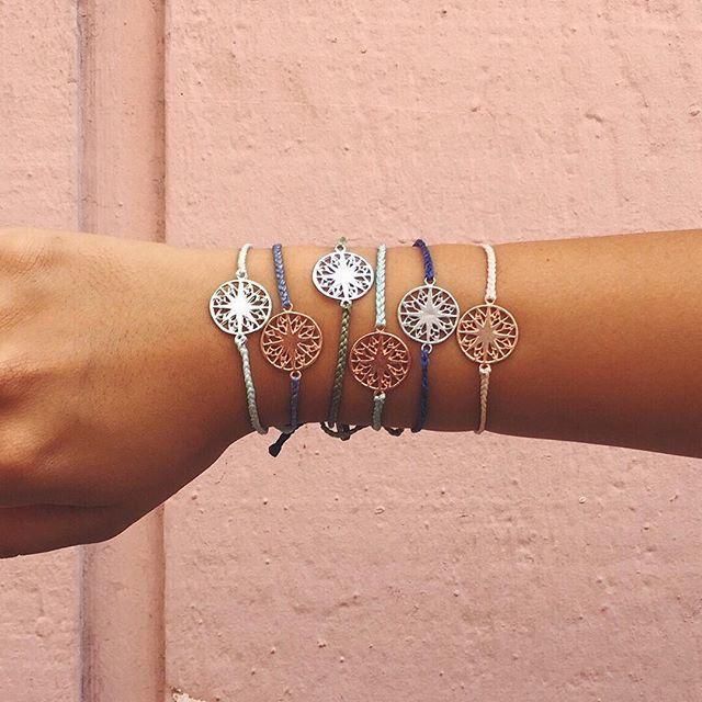 Charm Bracelet - fall wrist by VIDA VIDA PxQ5kSXwC3