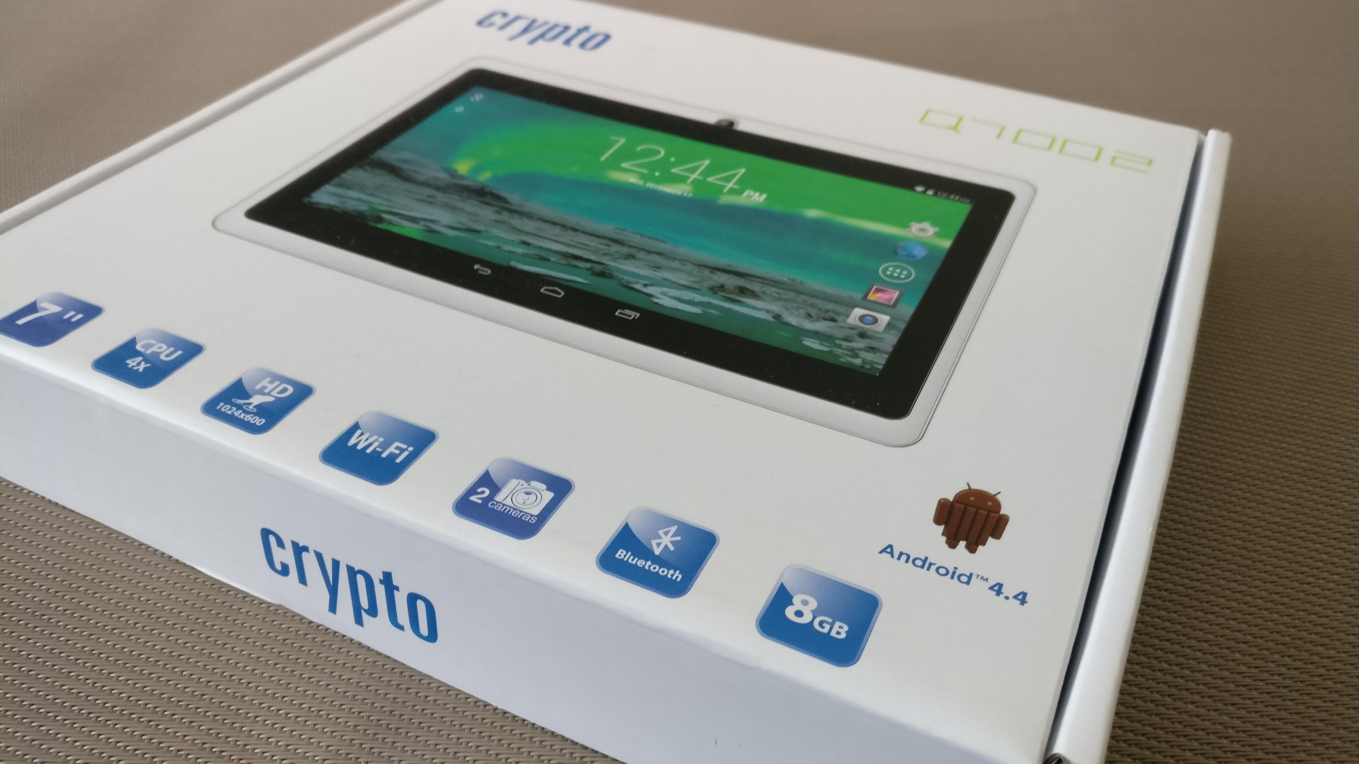 Entra ahora para llevarte gratis una fantástica tablet Crypto Q7002 gracias a 2x1digital