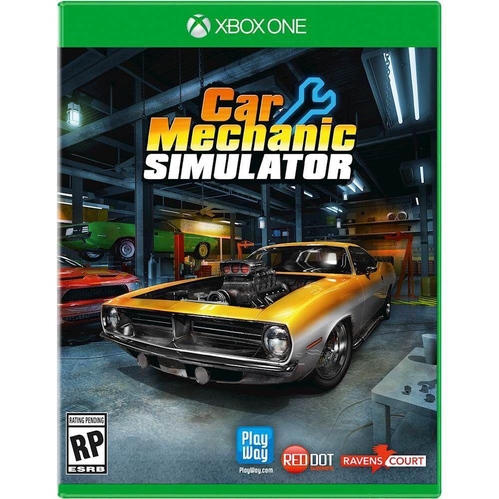 Car mechanic simulator xbox one car mechanic car games