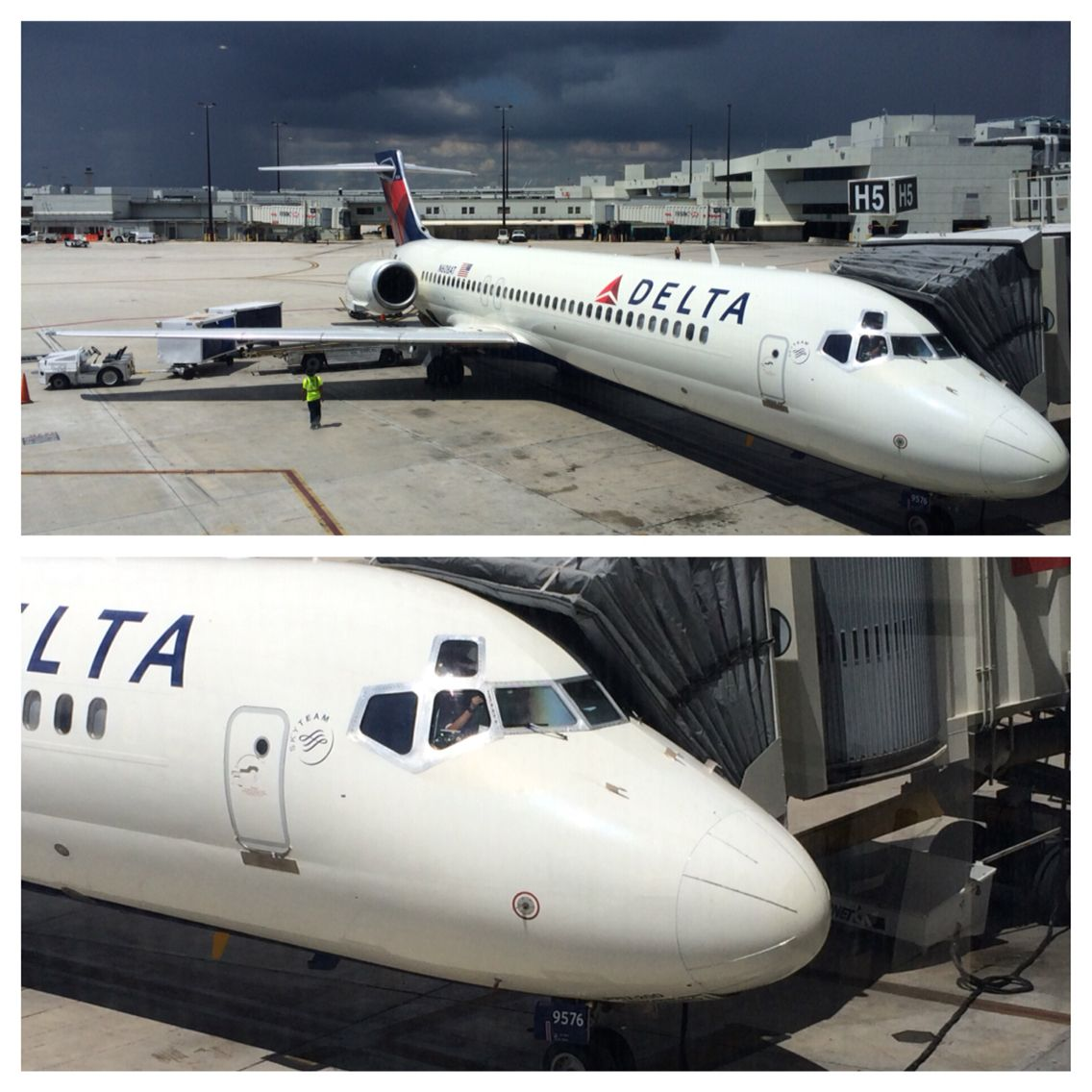 Miami delta flights lga to