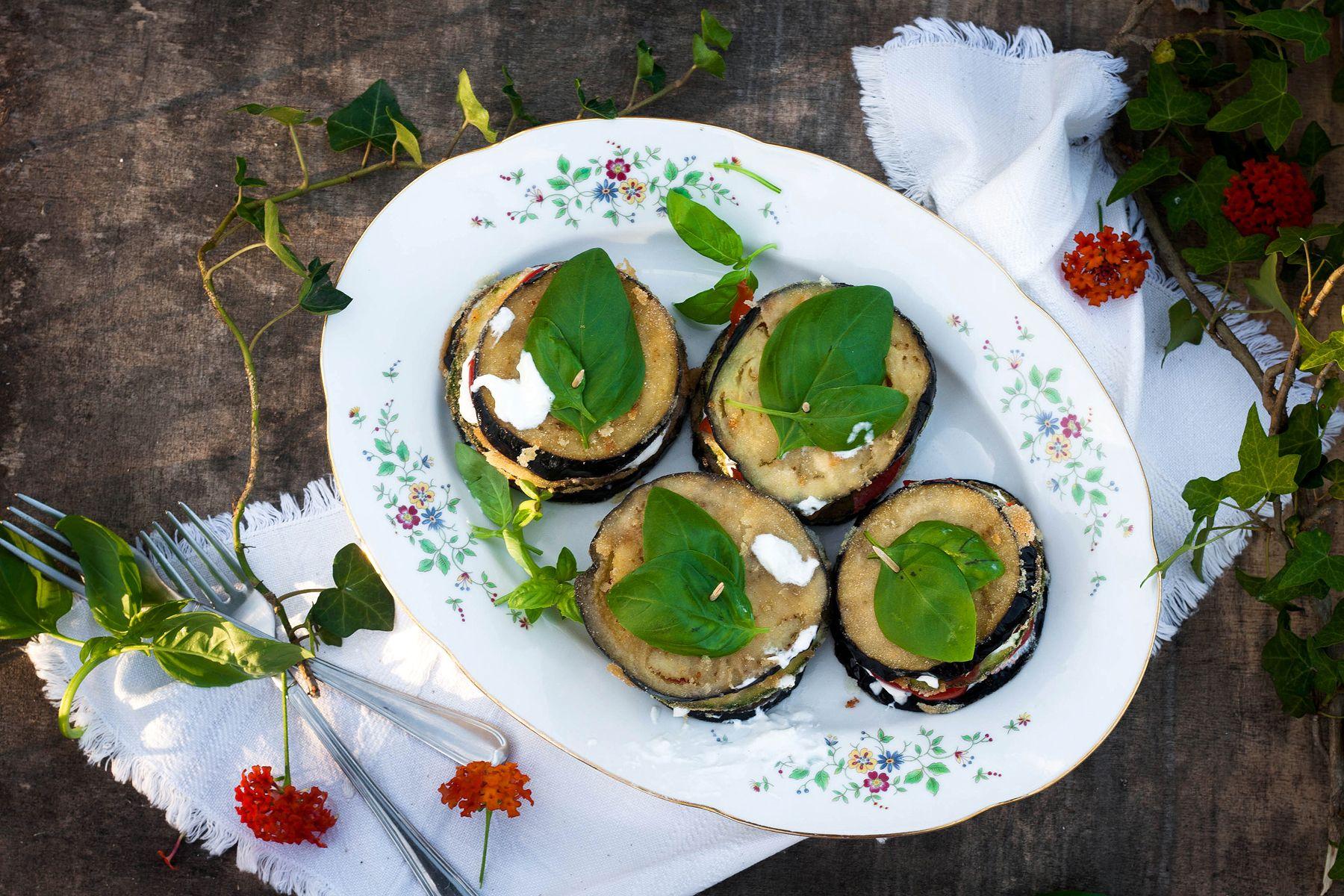 Non di sole insalate le verdure estive in tutto il loro splendore hanno anche una