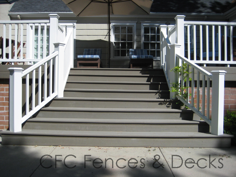 Trex Deck Railing | Composite Railing Products   Utahu0027s Deck Experts