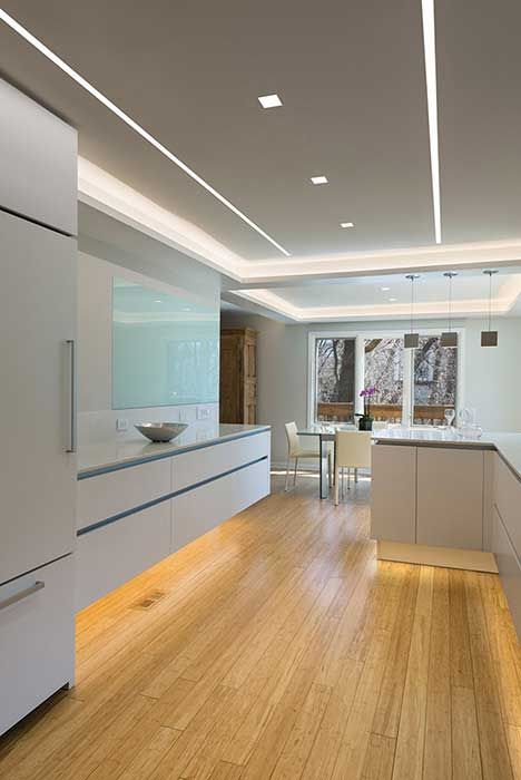 Installation Gallery By Pure Lighting Kitchen Ceiling Design
