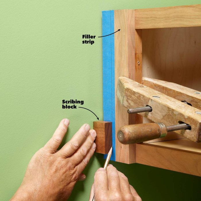 How to Install Cabinets Like a Pro in 2020 | Custom ...