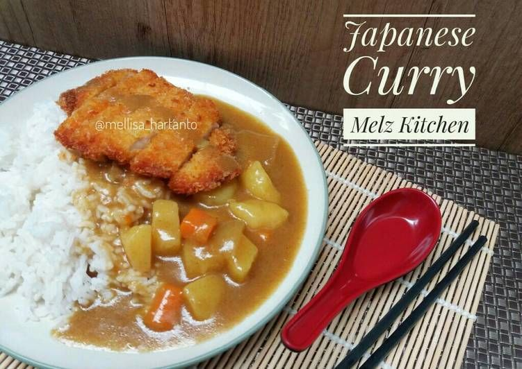 Resep Japanese Curry Simple Oleh Melz Kitchen Resep Kari Jepang Resep Kari