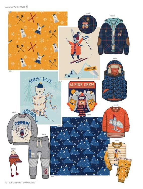 Pin by Merav Zverling on Kids AW 18/19 | Kids winter ...