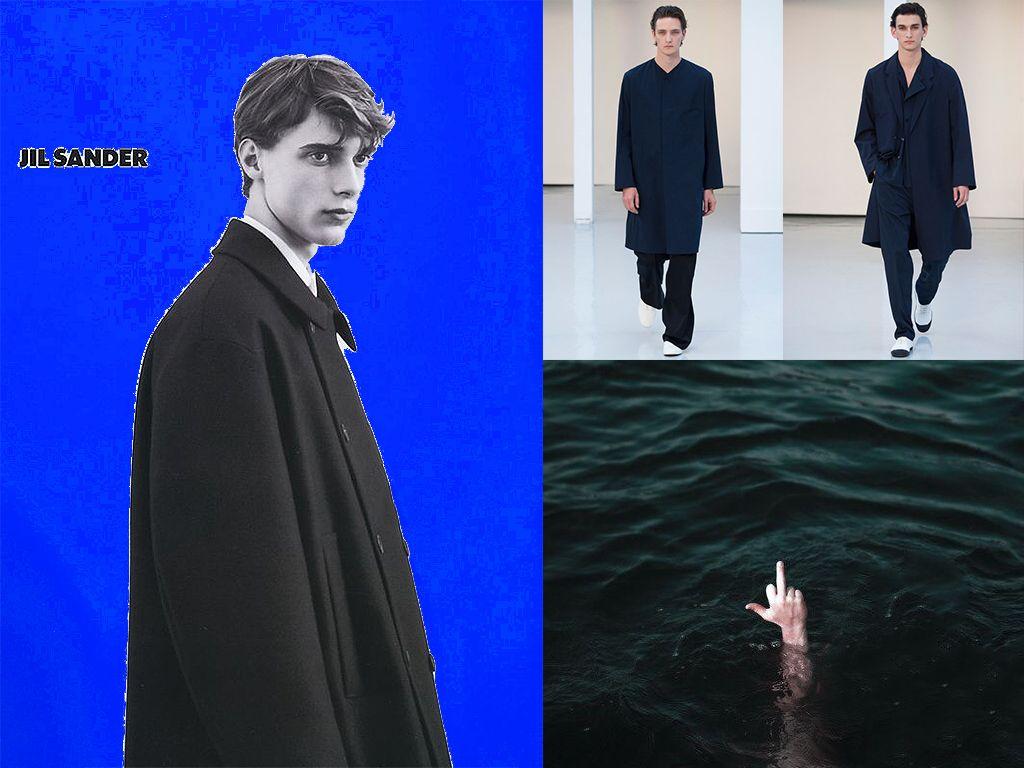 Navy Menswear, Mens Fashion, Mens Fashion- Moncler, Jil Sander Mens, Sphynx Cat, Zinvo Mens Watch