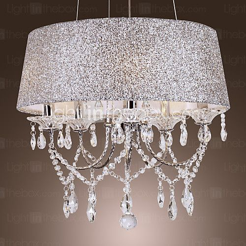 Unique Dining Room Crystal Chandeliers