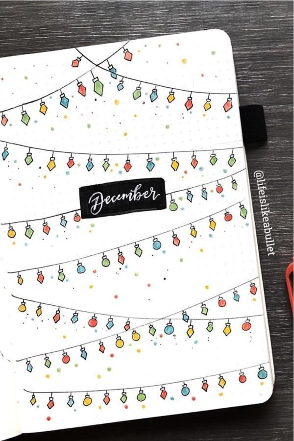 30 Best December Monthly Cover Ideas For Holiday Vibes - Crazy Laura