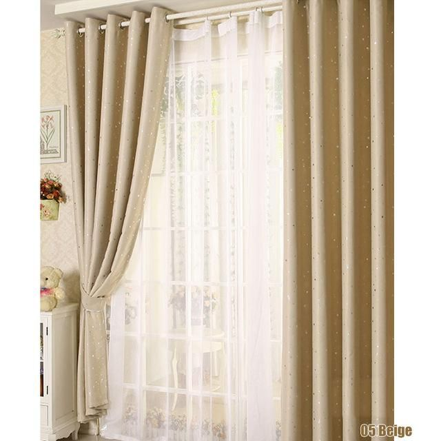 Best 3D Scenery Blackout Curtains line Elegant - Beautiful curtain treatments Minimalist