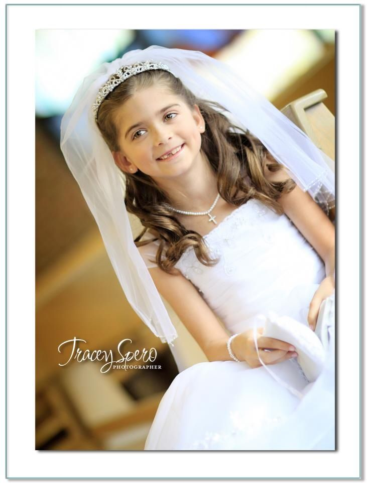 Communion picture by photographer Tracey Spero!!!