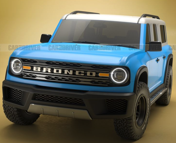 View Photos of the 2021 Ford Bronco in 2020 Ford bronco