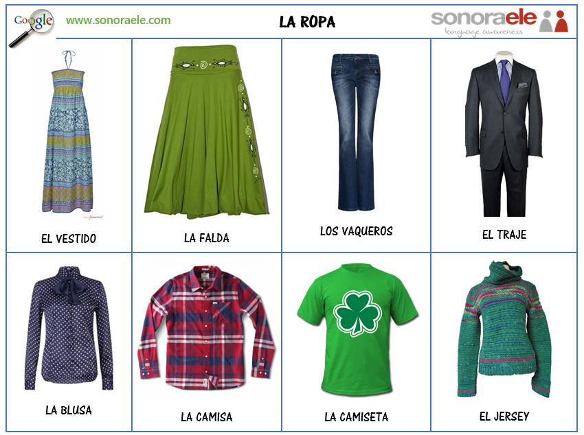 A1 A2 Que Frio Que Me Pongo Spanish Clothing Spanish Classroom Shopping Outfit