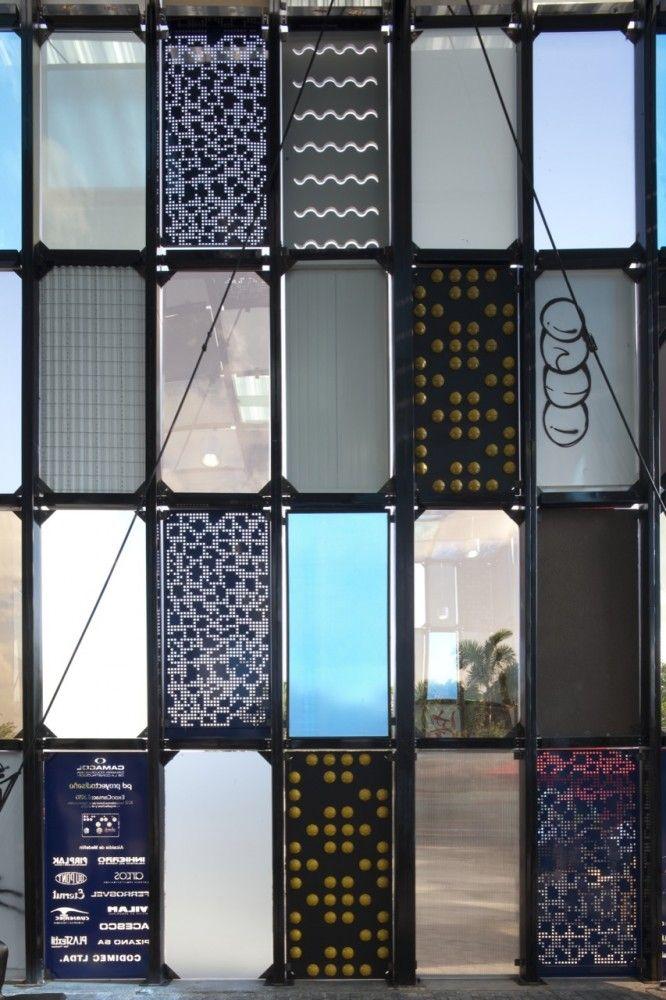 disconnected pavilion / plan b arquitectos | pavillon und kolumbien, Innenarchitektur ideen