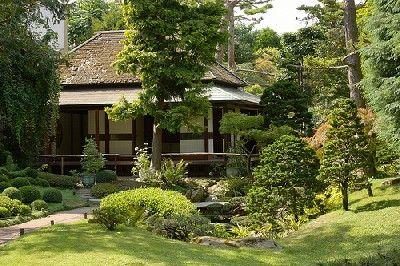 Jardin japonais du mus e albert khan boulogne billancourt - Jardin japonais boulogne billancourt ...