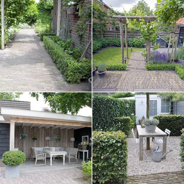 Lavendel kleingarten garten pinterest garten deko for Minimalistischer garten