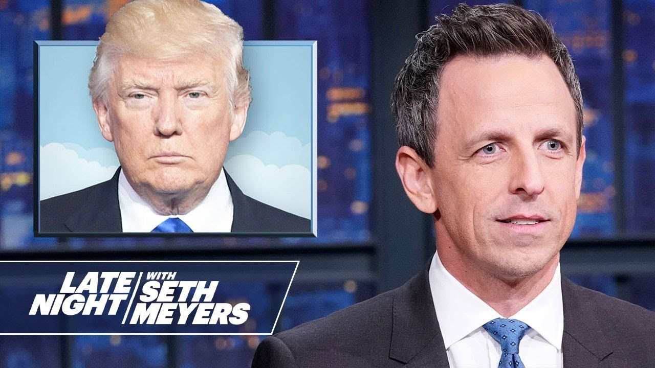 Trump Rants On Twitter During Historic Impeachment Vote Seth Meyers Everything Funny How To Memorize Things