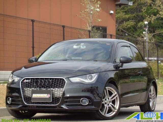 Audi A1 8XCAX with Stock Number: OP-ALH00849, grade 1.4TFSI and mileage 73,000 KM is now on sale . It was manufactured in Year 2012/05 with 1,400 CC engine, FAT transmission along with Right Hand Steering and 2wd. This Hatchback is available in Black color , Gasoline fuel .
