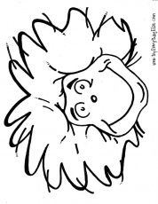 thing 1 and thing 2 coloring pages # 9