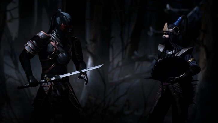 Download Ronin Kenshi vs Jingu Kitana Mortal Kombat X Skin
