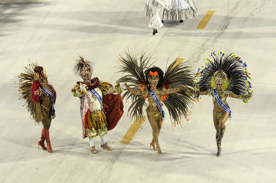 #CorteReal - Photo: #AlexandreMacieira | #VisitRio #RiodeJaneiro #Brasil #RioCarnival #Carnaval #Sambodromo #Rio #Samba #RJ