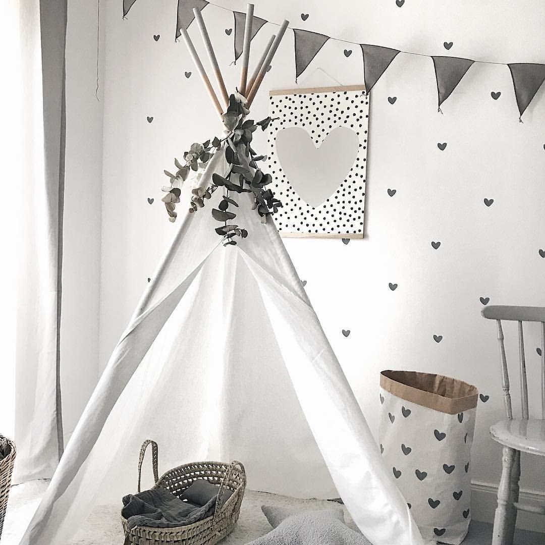Kinderzimmer Inspo Idee Einrichtung Junge Mädchen neutral