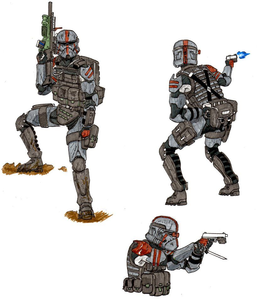 a clone infantryman from the 184th in his phase 1 armour star