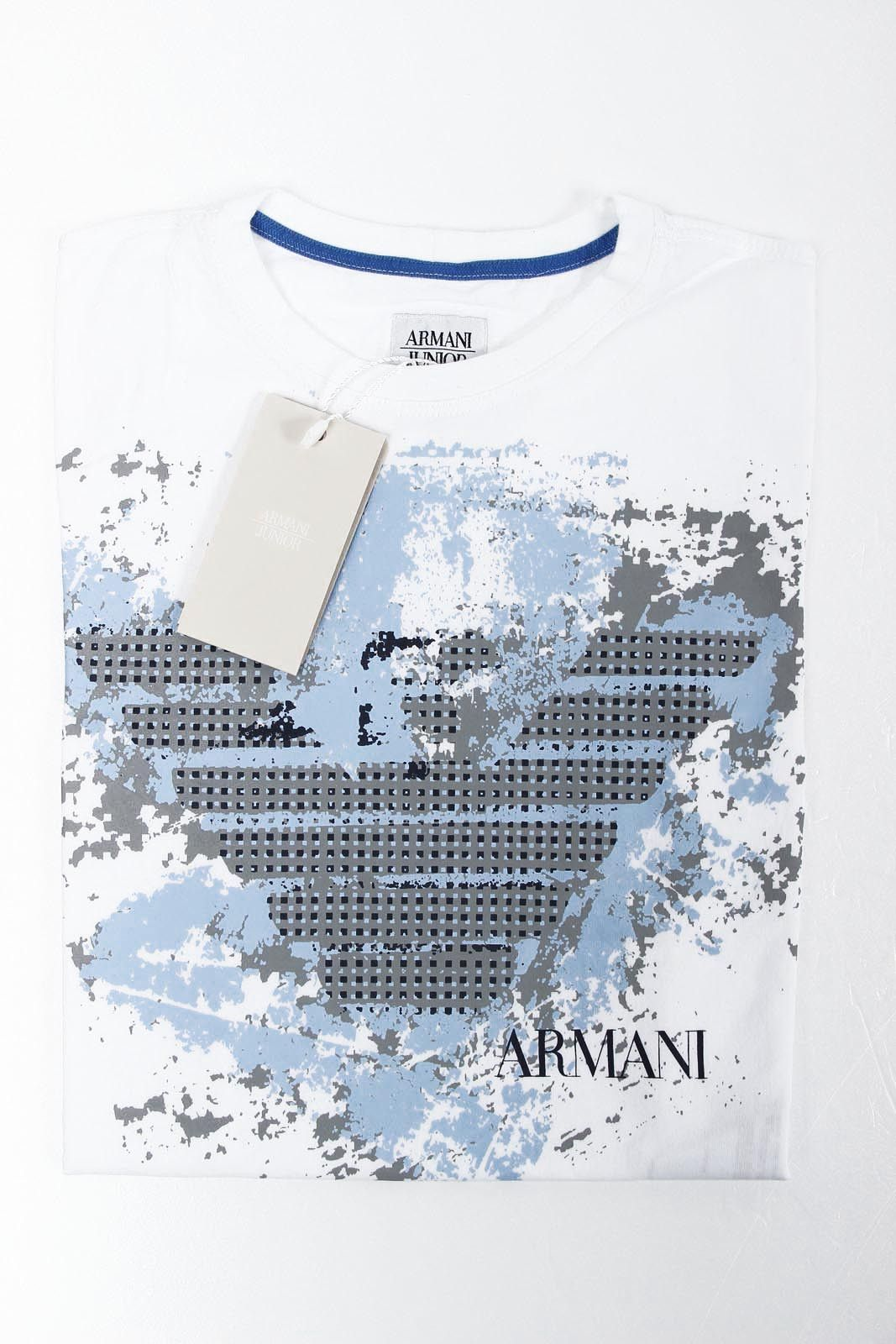 Armani Junior boys t-shirt C4H12 2F 10