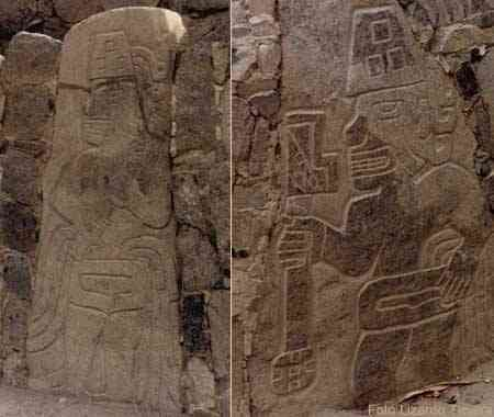 53/ PÉRIODE FORMATIVE ANCIENNE / CERRO SECHÍN.