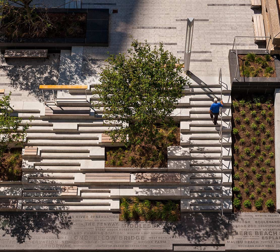 Walking The Ramp For Home Decor Ideas: 08_RoemerPlaza_StairConnect_CPP « Landscape Architecture