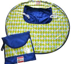 Neatnik Saucer The Cambridge Highchair Cover Baby Placemat