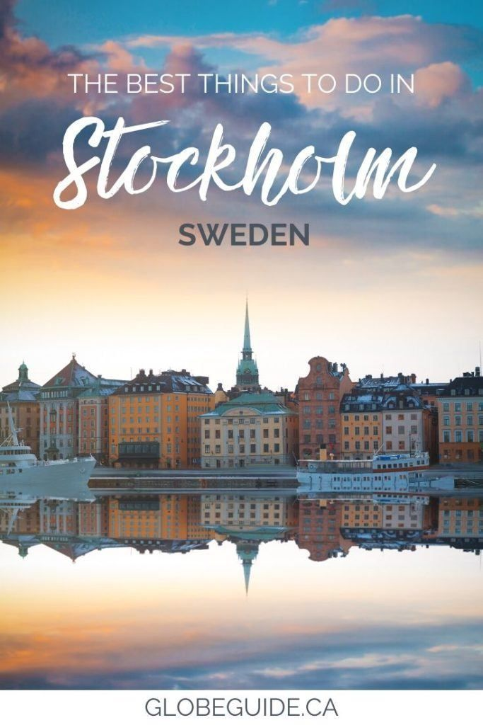 10 quirky, fun things to do in beautiful Stockholm, Sweden -  From sleeping in an airplane to ice bars to seeing underground art installations, here are some of the quirkiest, fun things to do in #Stockholm. #Sweden | #Europe | #Travel Source by havyy11  -