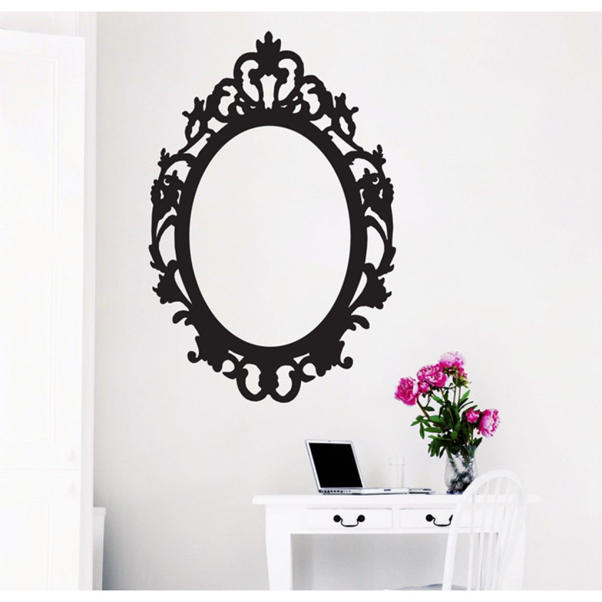 Vinilo marco victoriano - victoria mirror - Ornamental | Casa ...