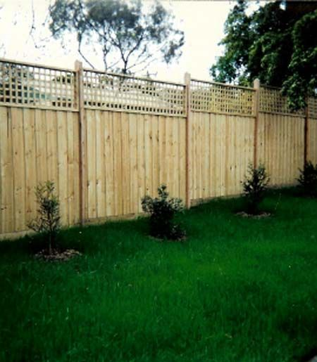 Fence, Privacy Fence Designs