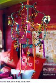 vrolijke kleurtjes en een barokke vorm